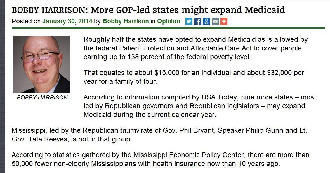 Bobby-Harrison-Medicaid-expansion