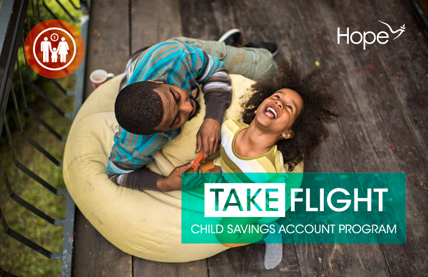 Header_Take Flight Program Helps Mid South Children Soar Toward a Healthy Financial Future