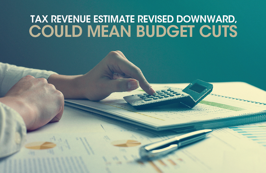Tax Revenue Estimate Revised Downward, Could Mean Budget Cuts-03